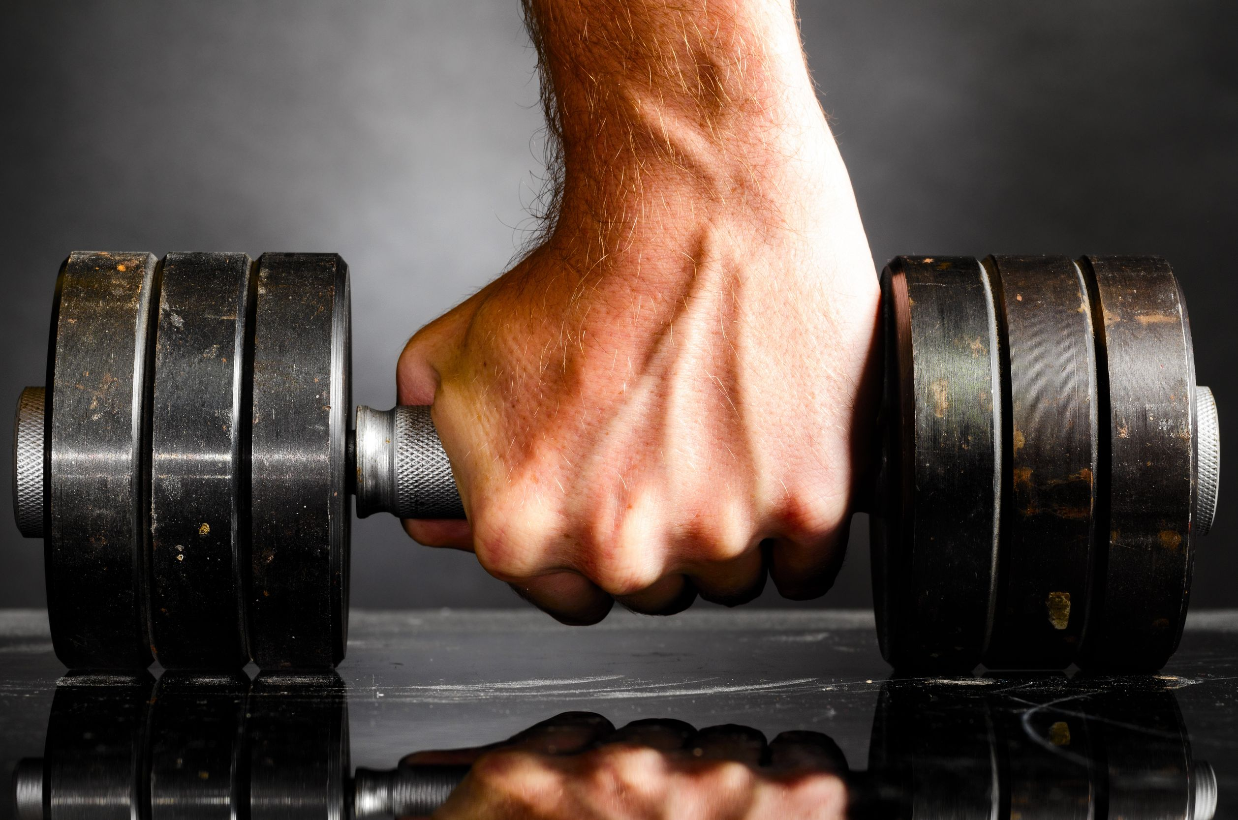 Что нужно чтобы росли мышцы
