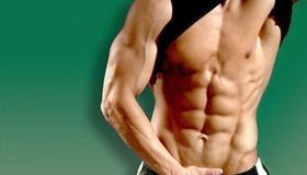 Как сделать мышцы рельефными?
