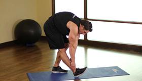 Растяжка мышц в бодибилдинге