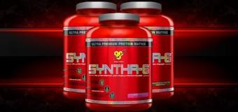 Как накачаться быстрее с протеином Syntha-6