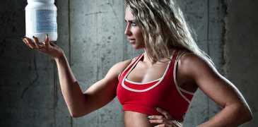 Что из спортивного питания принимать девушкам?