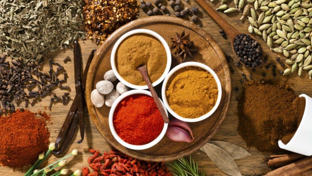 5 специй, ускоряющих метаболизм