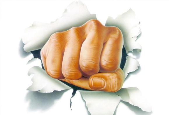 Как увеличить силу удара кулаком?