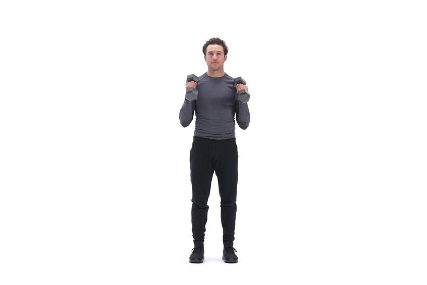 Программа тренировок на рельеф