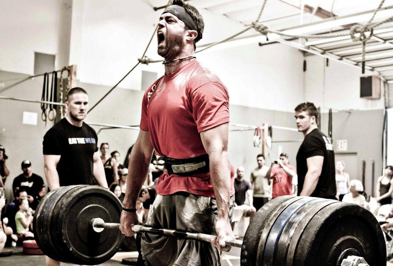 Силовые упражнения и силовой тренинг