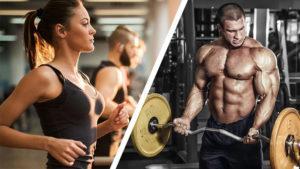 Что лучше для похудения, кардио или силовые тренировки