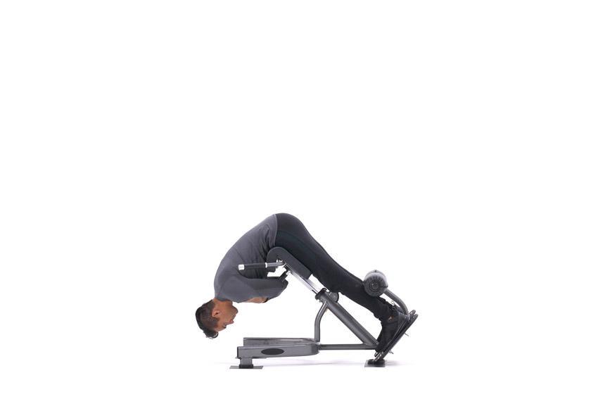 Комплексы упражнений для спины