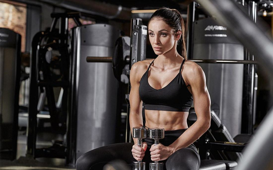 Набор мышечной массы для девушек