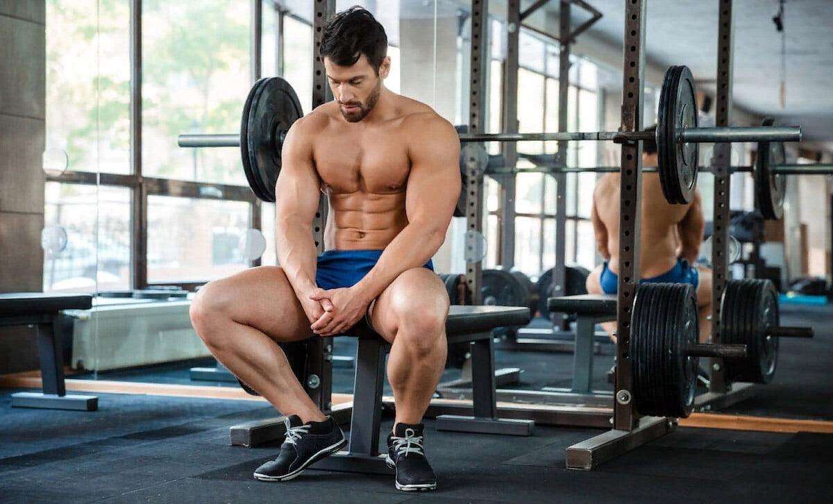 Отдых между подходами при тренировках на массу