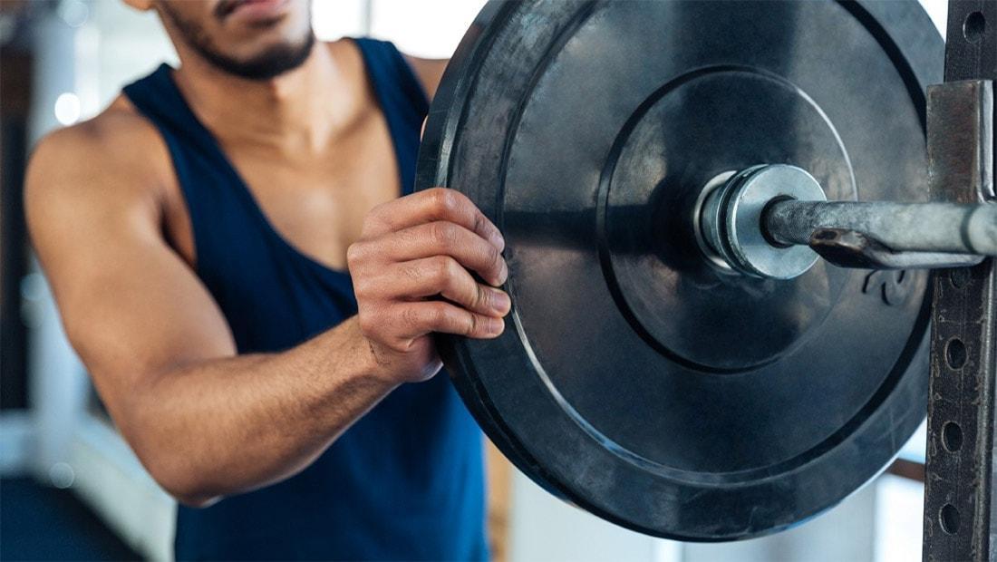 Как подобрать рабочий вес для тренировок