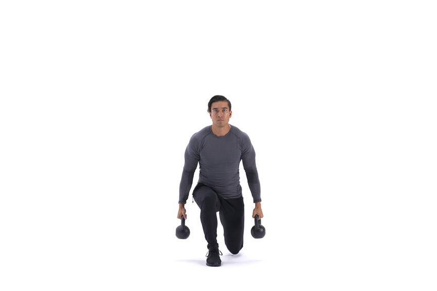Тренировки с гирями