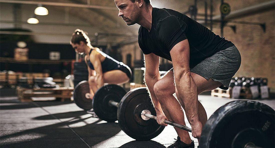 Замена становой тяги