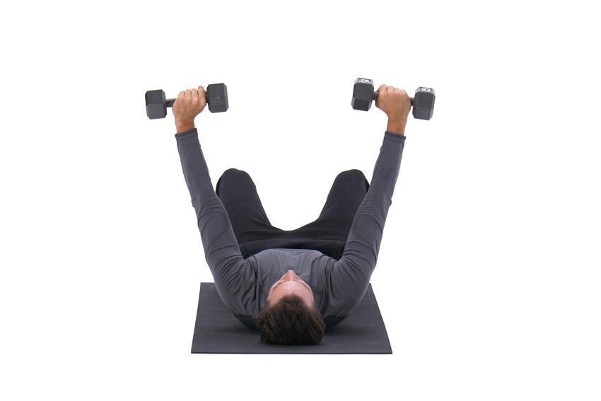 Силовая тренировка дома