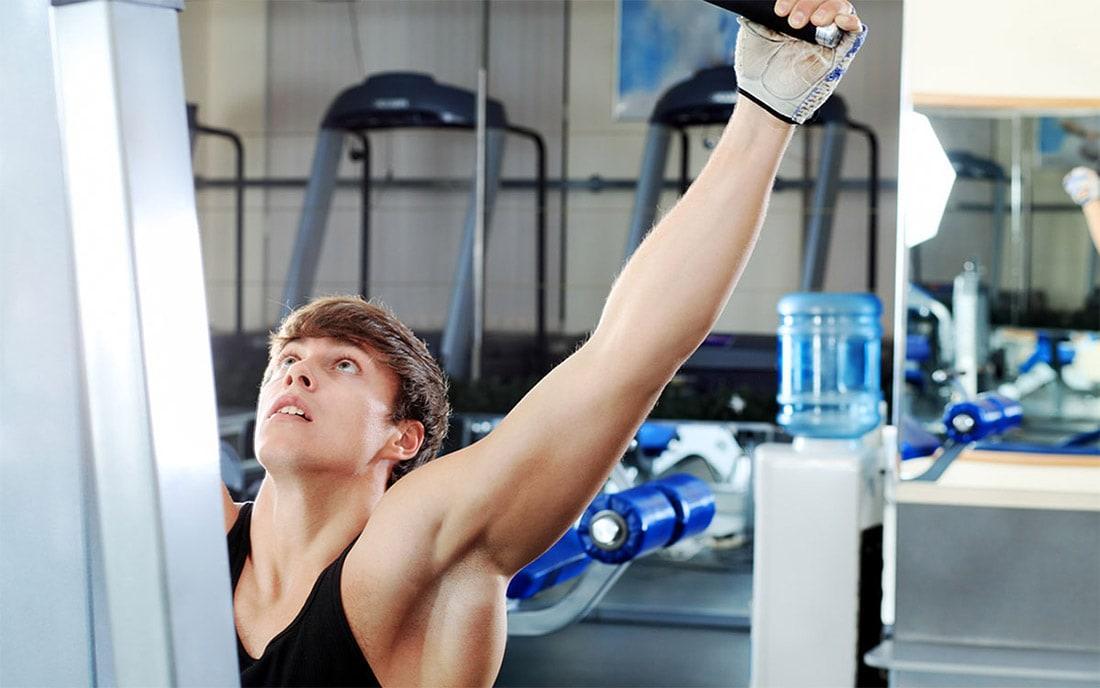 Как набрать мышечную массу подростку