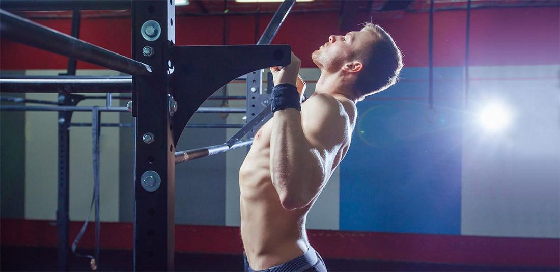 Как воздействуют подтягивания на грудные мышцы