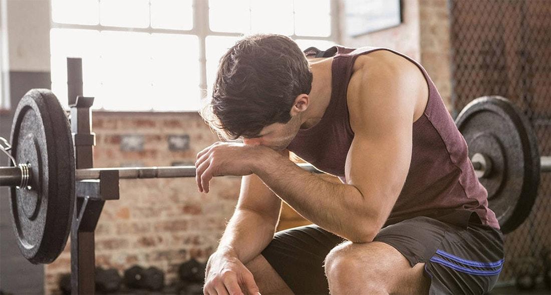 Тренировка после долгого перерыва