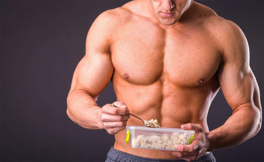 Углеводы для набора мышечной массы