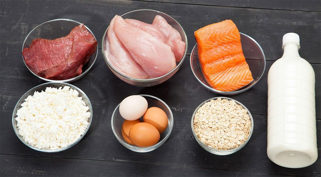 Сколько белка в день нужно для роста мышц