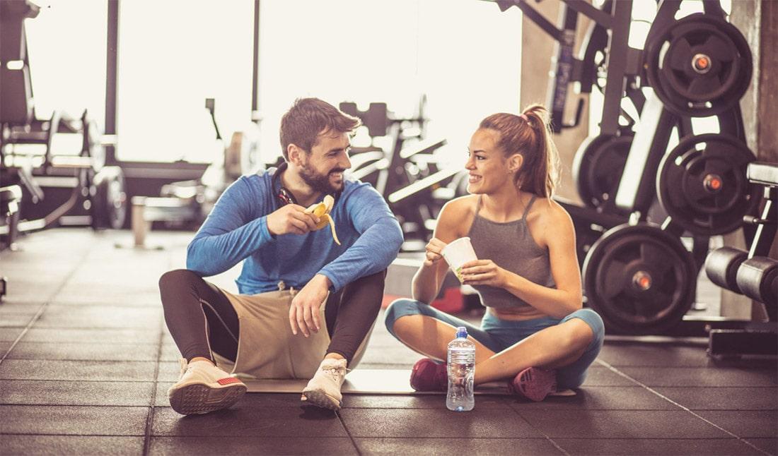 Что есть после тренировки для набора мышечной массы