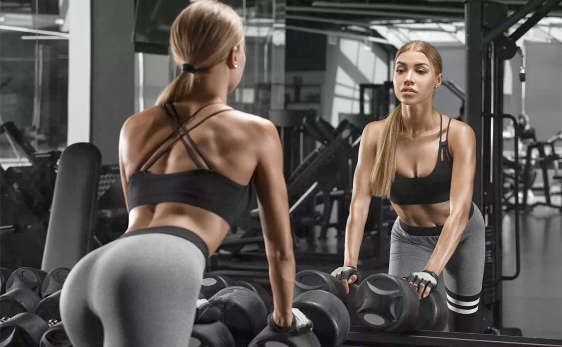 Девушка-мезоморф: все о типе телосложения