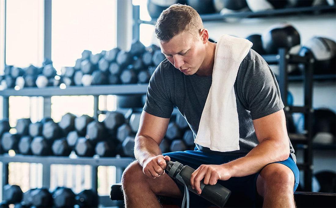 если не болят мышцы после тренировки