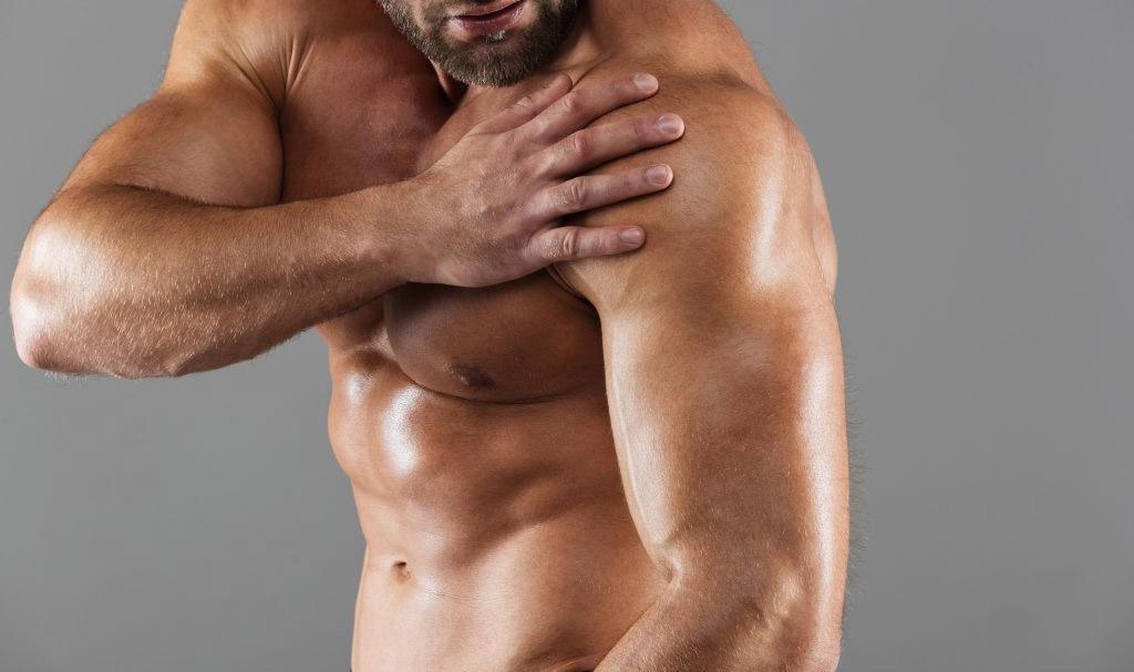 отек мышц после тренировки