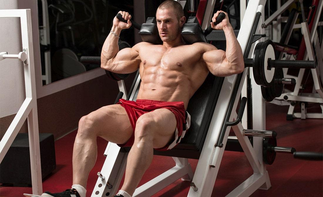 Программа тренировок на ноги