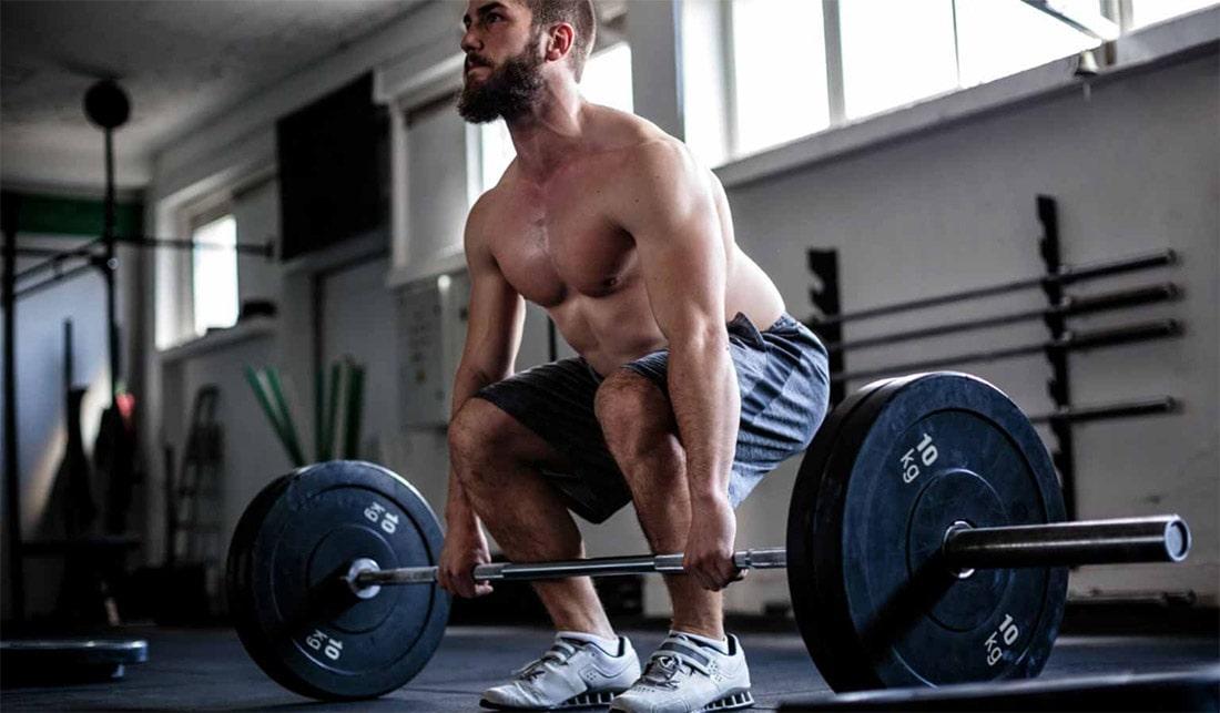 Становая тяга: программа тренировок на массу и силу