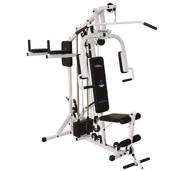 тренажер с фиксированным весом
