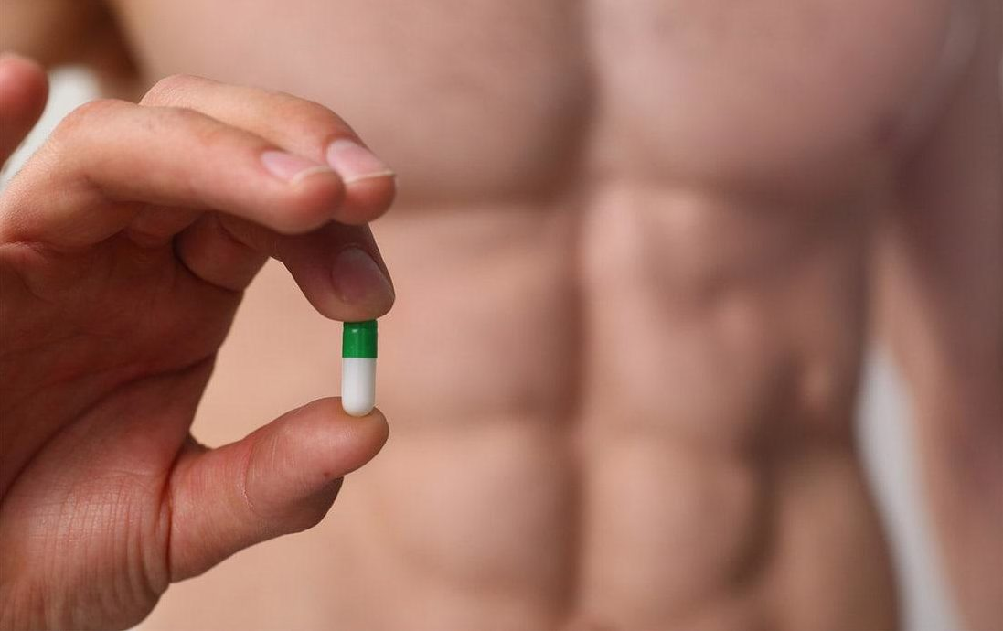 Препараты для сушки тела для мужчин