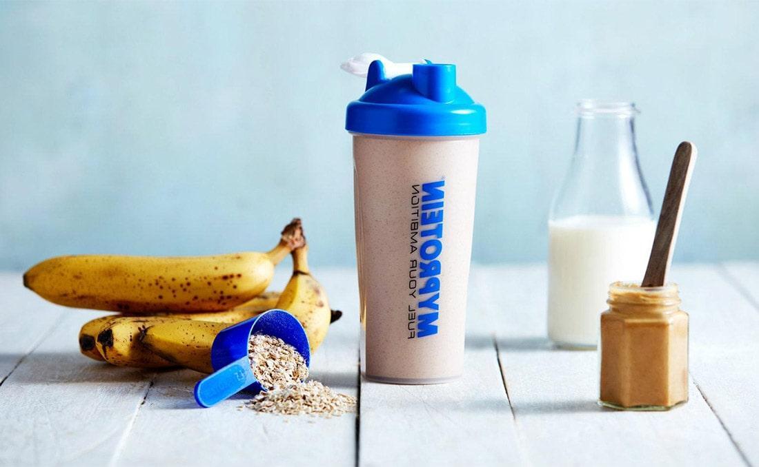 Как сделать домашний протеин