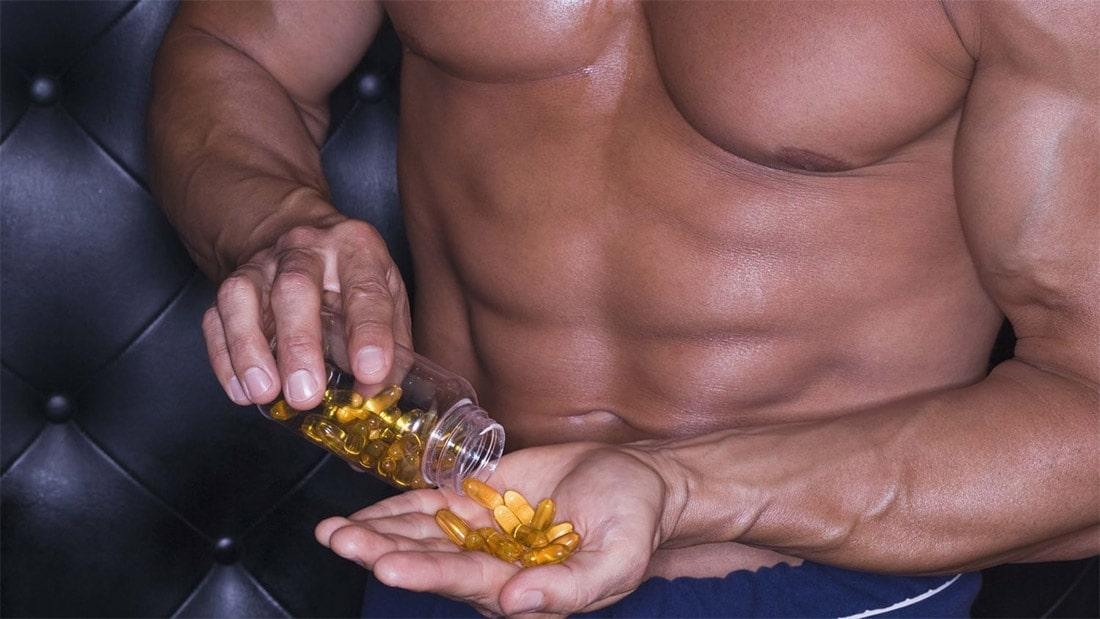 Витамины для набора веса