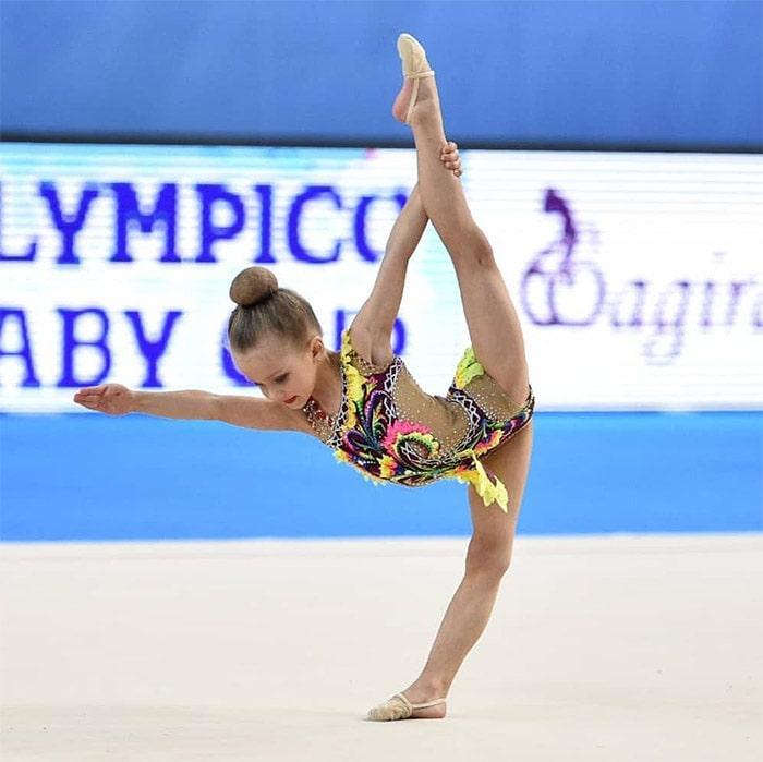 гимнастика дети