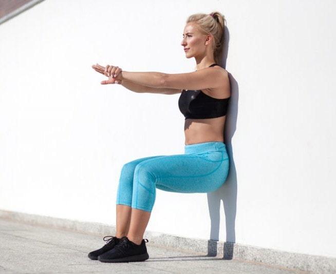 упражнение стульчик