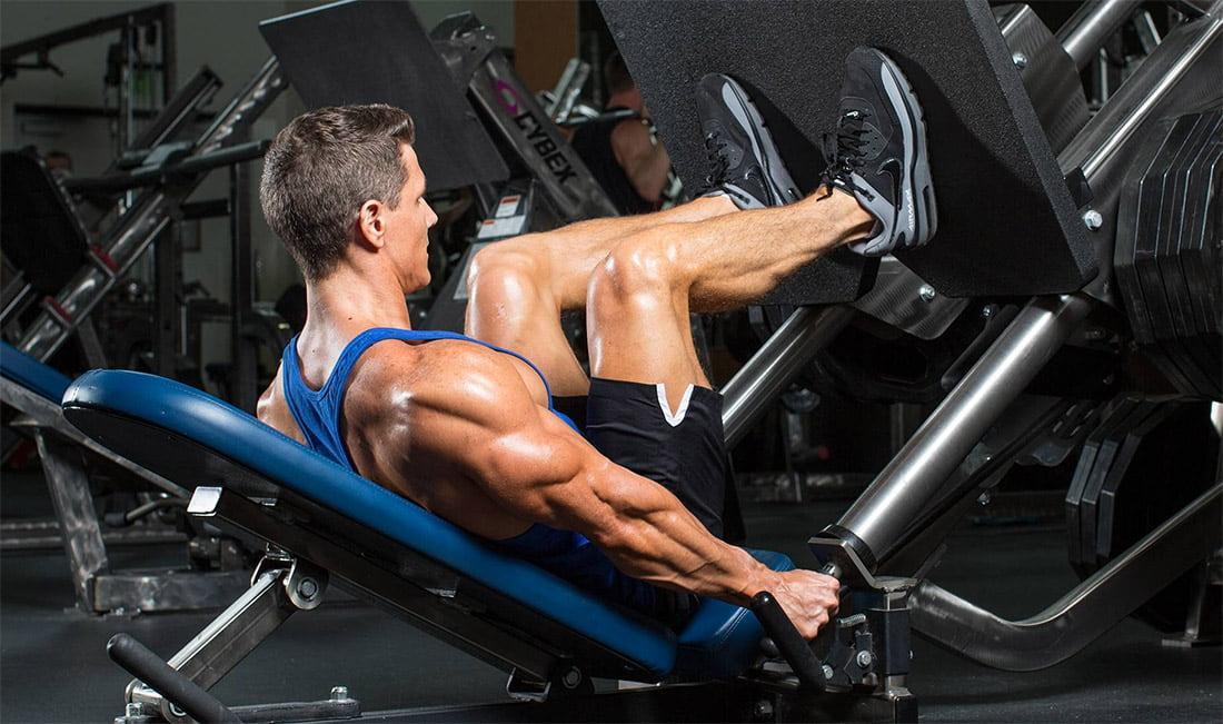 Упражнения для бедер: разделение по мышечным группам