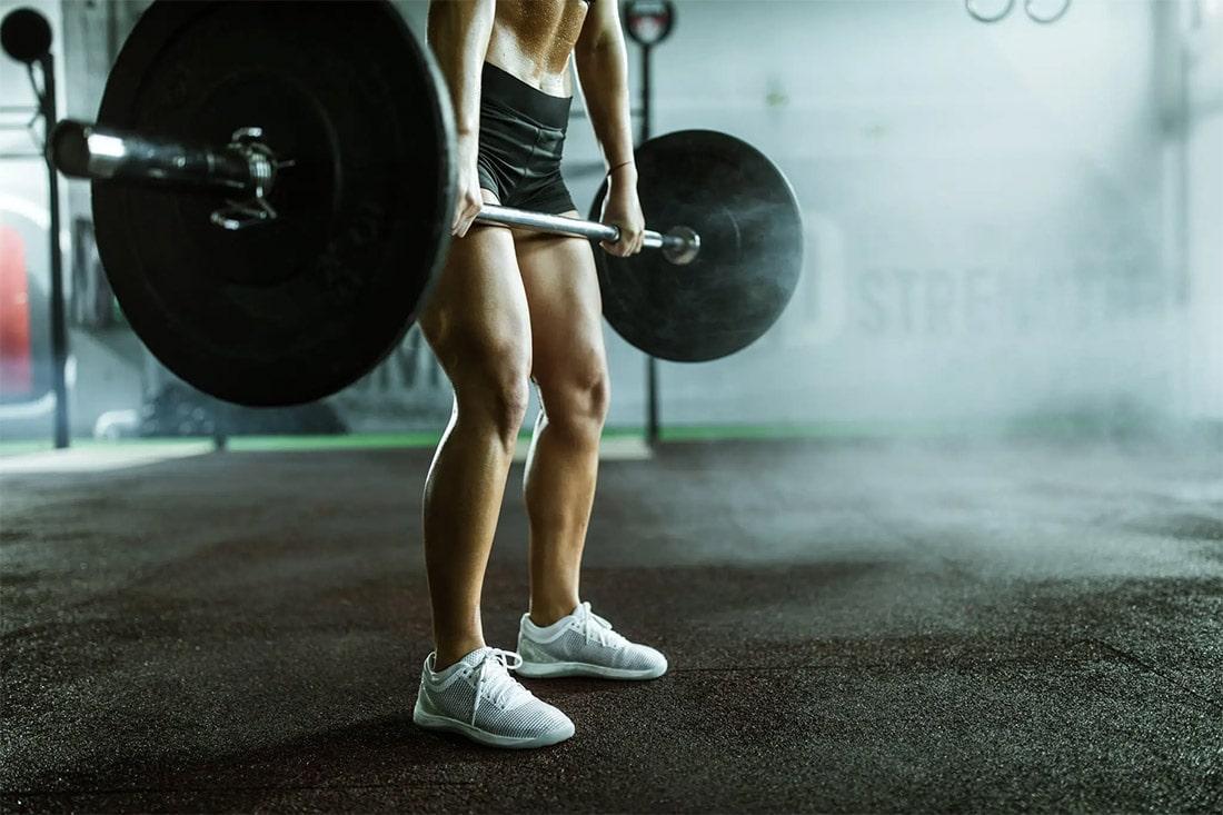Упражнения для ног для девушек