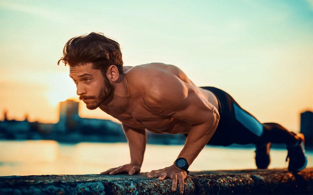 Упражнения для трицепса в домашних условиях для мужчин