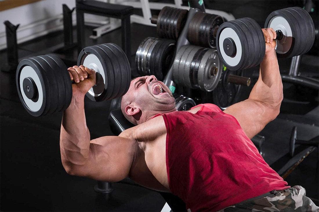 упражнения на грудь для мужчин