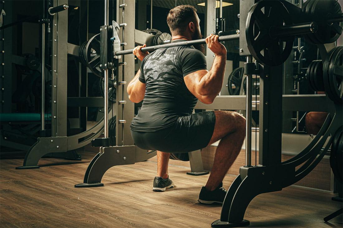 Упражнения в Смите для всего тела